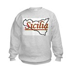 Sicily Kids Sweatshirt