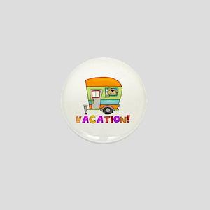 Vacation Mini Button