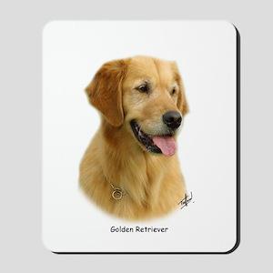 Golden Retriever 9K011D-08 Mousepad
