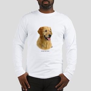 Golden Retriever 9K011D-08 Long Sleeve T-Shirt