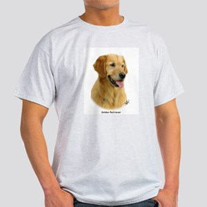 Golden Retriever 9K011D-08 Light T-Shirt