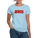 Skater SK8 Gear Women's Pink T-Shirt