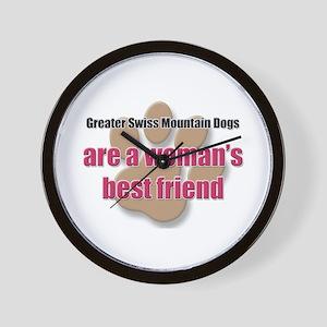 Greater Swiss Mountain Dogs woman's best friend Wa