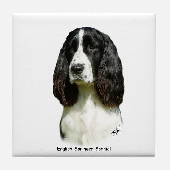 English Springer Spaniel 9J37D-20 Tile Coaster