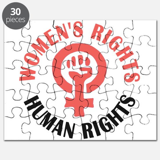 Womens March Puzzle