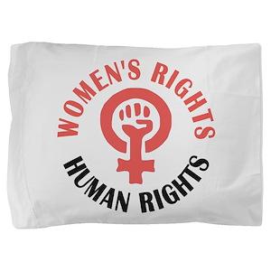 Womens March Pillow Sham