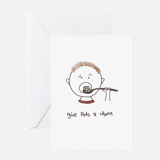 Cute Positive message Greeting Card