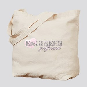 Engineer Girlfriend Tote Bag