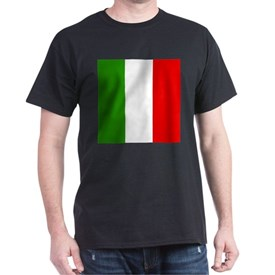 european country italy flag T-Shirt