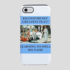 funny geek math joke gifts t-shirts iPhone 8/7 Tou