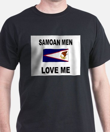 Samoan Men Love Me T-Shirt
