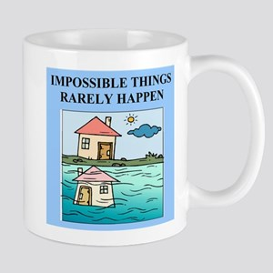 funny geek probability gifts t-shirts Mugs