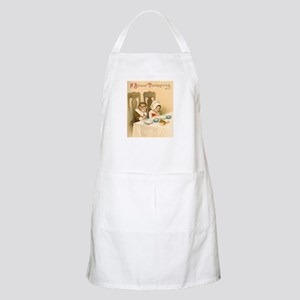 Blessed Thanksgiving BBQ Apron