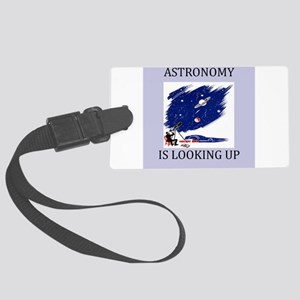 funny geek astronomy gifts t-shirts Luggage Tag