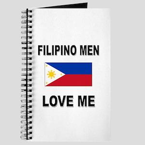 Filipino Men Love Me Journal