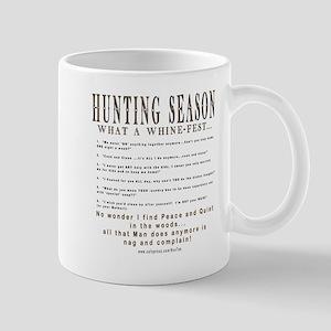 Hunting Whinefest... Mug
