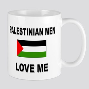 Palestinian Men Love Me Mug