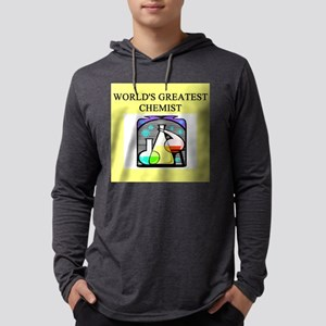 funny worlds greatest chemist gifts t-shirts Long