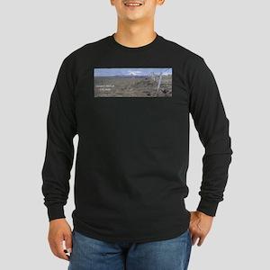 Helka Iceland Long Sleeve Dark T-Shirt