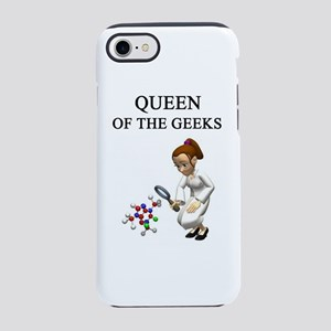 Queen of the geeks gifts t-shirts iPhone 8/7 Tough