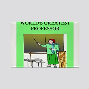 funny woman professor gifts t-shirts Magnets