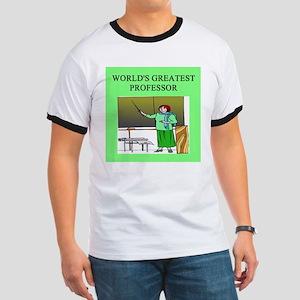 funny woman professor gifts t-shirts T-Shirt
