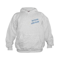 Papa's the name Sweatshirt