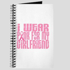 I Wear Pink For My Girlfriend 16 Journal
