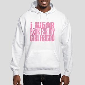 I Wear Pink For My Girlfriend 16 Hooded Sweatshirt