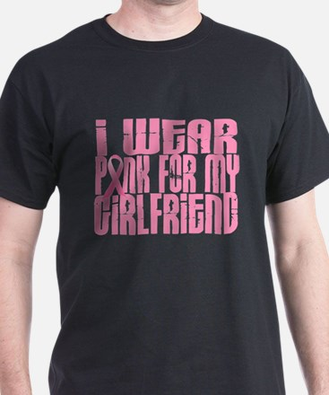 I Wear Pink For My Girlfriend 16 T-Shirt