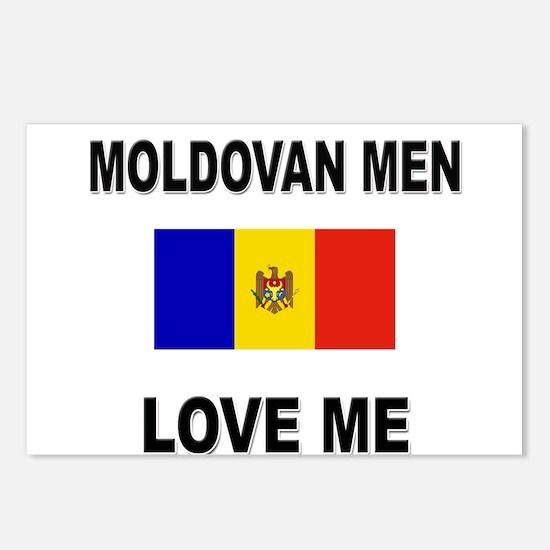 Moldovan Men Love Me Postcards (Package of 8)