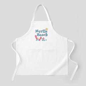 Myrtle Beach Flip-Flops - BBQ Apron