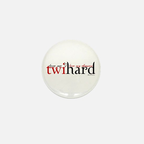 Twihard Mini Button