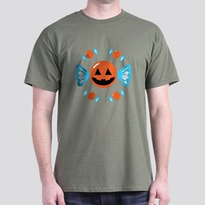 Pumpkin Candy Dark T-Shirt