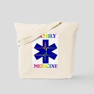 Family Medicine Tote Bag