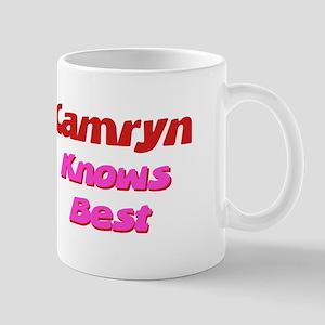 Camryn Knows Best Mug
