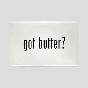 got butter? Rectangle Magnet (10 pack)