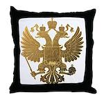 VeryRussian.com Throw Pillow