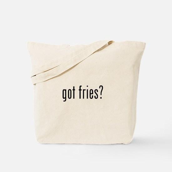 got fries? Tote Bag