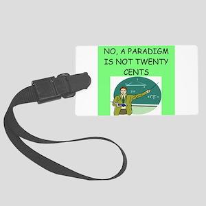 PARADIGM Luggage Tag