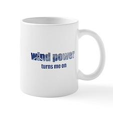Wind Power Mug