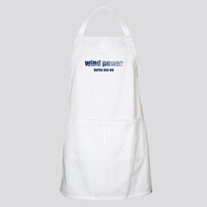 Wind Power BBQ Apron