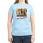 MS Sucks Bathroom Issues T-Shirt