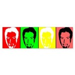 Mike Welch SuperFan Club Bumper Sticker
