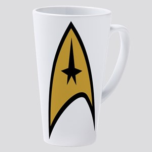 Star Trek 17 Oz Latte Mug