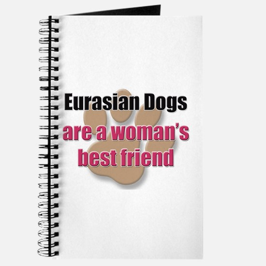 Eurasian Dogs woman's best friend Journal
