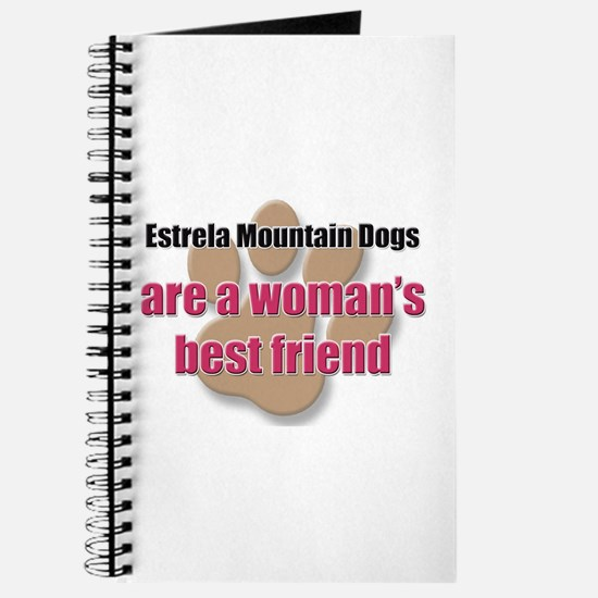 Estrela Mountain Dogs woman's best friend Journal