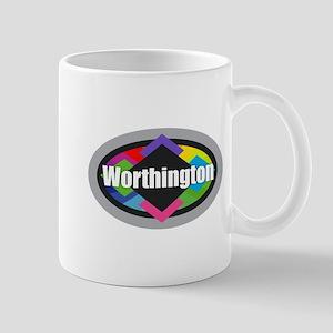 Worthington Design Mugs
