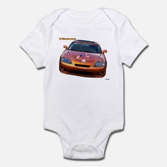 Tiburon Fr Infant Bodysuit