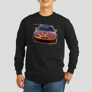 Tiburon Fr Long Sleeve Dark T-Shirt